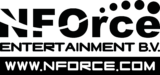 Logo Nforce Entertainment Bv Met Webadres